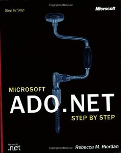 Microsoft ADO .NET Step by Step-cover