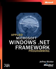 Applied Microsoft .NET Framework Programming-cover