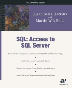 SQL: Access to SQL Server-cover