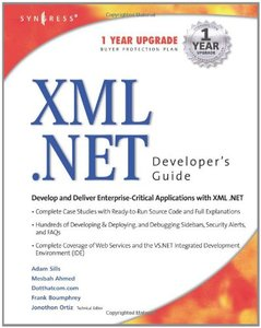 XML.NET Developer's Guide-cover