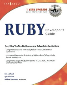 Ruby Developer's Guide-cover