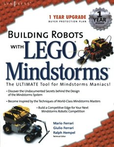 Building Robots With Lego Mindstorms: The Ultimate Tool for Mindstorms Maniacs-cover
