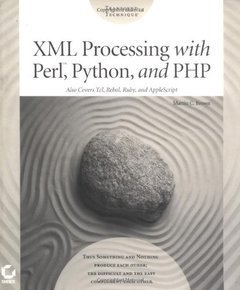 XML Processing with Perl, Python, and PHP-cover