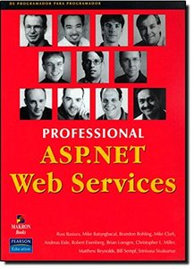 Professional ASP.NET Web Services-cover