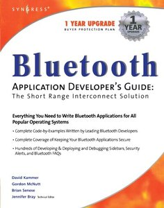 Bluetooth Application Developer's Guide-cover