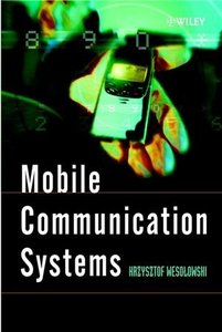Mobile Communication Systems-cover