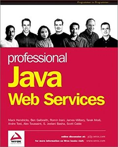 Professional Java Web Services-cover