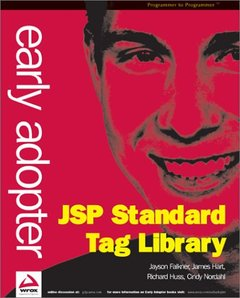 Early Adopter JSP Standard Tag Library (Paperback)-cover