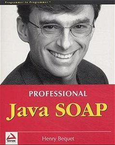 Professional Java SOAP (Paperback)-cover