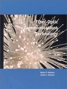 Fiber-Optic Communications Technology-cover
