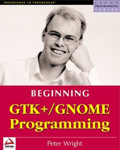 Beginning GTK+ and GNOME Programming-cover
