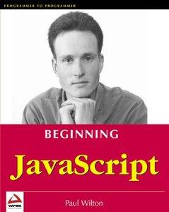 Beginning JavaScript-cover