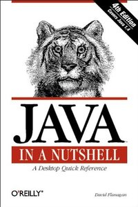 Java in a Nutshell, 4/e-cover