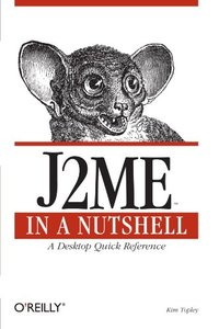 J2ME in a Nutshell-cover