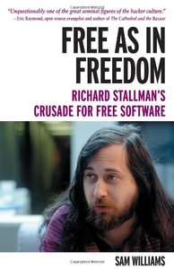 Free as in Freedom: Richard Stallman's Crusade for Free Software-cover
