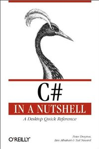 C# in a Nutshell-cover