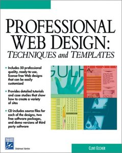Professional Web Design: Techniques and Templates-cover