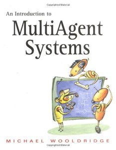 An Introduction to MultiAgent Systems (Paperback)-cover