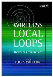 Wireless Local Loops Theory and Applications-cover