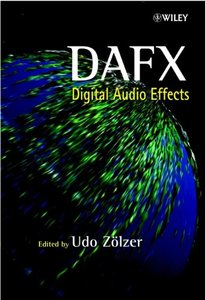 Dafx: Digital Audio Effects-cover