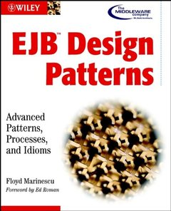 EJB Design Patterns: Advanced Patterns, Processes, and Idioms-cover