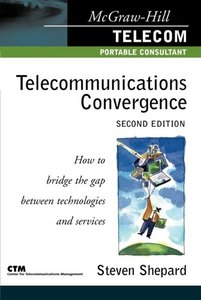 Telecommunications Convergence, 2/e-cover