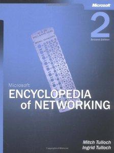 Microsoft Encyclopedia of Networking, 2/e-cover