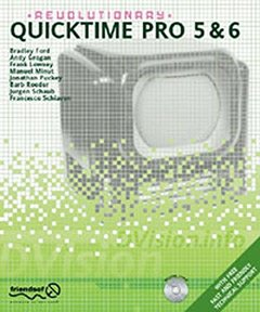 Revolutionary QuickTime Pro 5 & 6 (Paperback)-cover