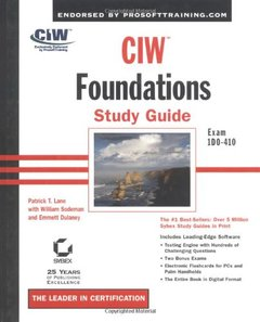 CIW: Foundations Study Guide-cover