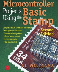 Microcontroller Projects Using the Basic Stamp, 2/e-cover