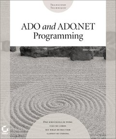 ADO and ADO.NET Programming-cover