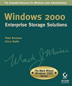 Windows 2000 Enterprise Storage Solutions-cover