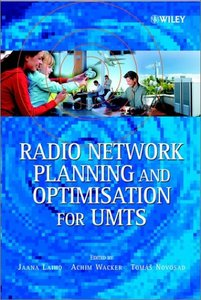 Radio Network Planning and Optimisation for UMTS-cover