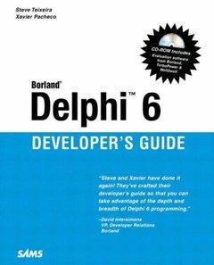 Delphi 6 Developer's Guide-cover