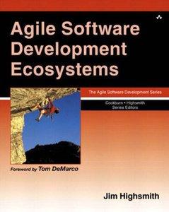 Agile Software Development Ecosystems-cover
