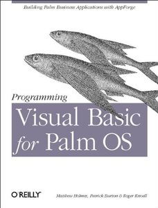Programming Visual Basic for the Palm OS-cover