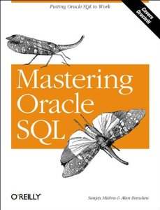 Mastering Oracle SQL-cover