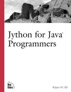 Jython for Java Programmers (Paperback)-cover