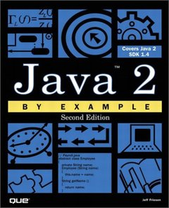 Java 2 by Example, 2/e (Paperback)-cover