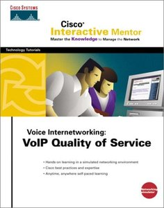 CIM Voice Internetworking, VoIP Quality of Service-cover