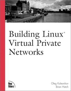 Building Linux Virtual Private Networks (VPNS) (Paperback)-cover