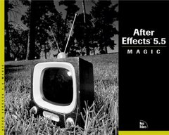 After Effects 5.5 Magic-cover