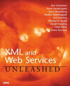 XML and Web Services Unleashed-cover