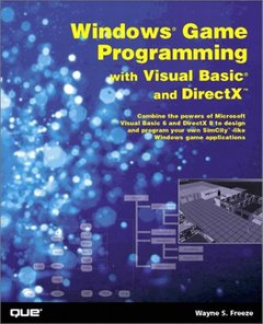 Windows Game Programming with Visual Basic and DirectX-cover