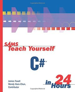 Sams Teach Yourself C# in 24 Hours-cover