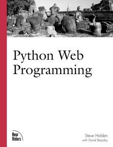 Python Web Programming-cover