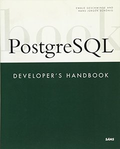PostgreSQL: Developer's Handbook-cover
