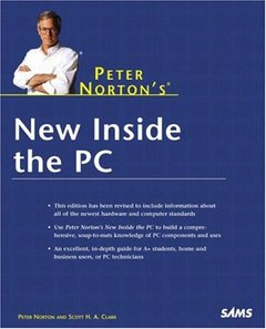 Peter Norton's New Inside the PC (Paperback)-cover