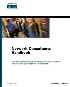 Network Consultant's Handbook-cover