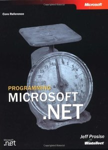 Programming Microsoft .NET-cover